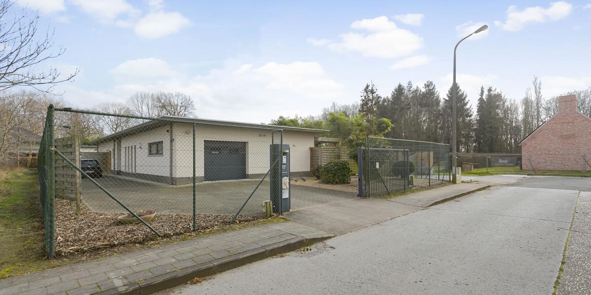 Fonteinebeekdreef 17 in Jabbeke
