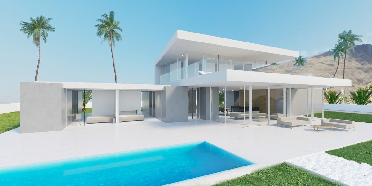 Villa Barranco Tenerife